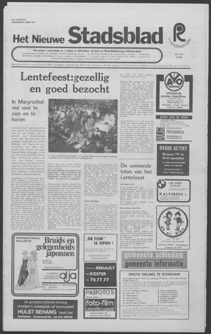 Het Nieuwe Stadsblad 1973-05-02