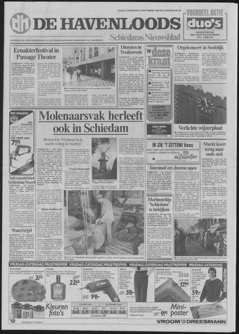 De Havenloods 1986-09-18