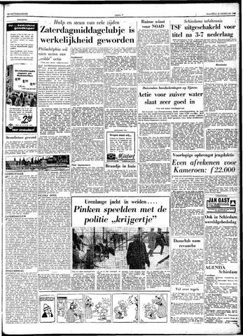 Trouw / De Rotterdammer 1963-02-25