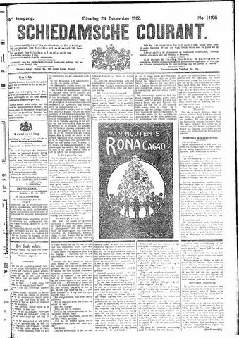 Schiedamsche Courant 1912-12-24