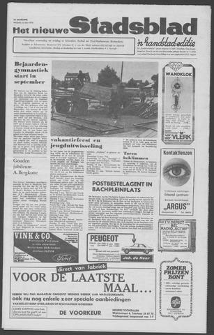 Het Nieuwe Stadsblad 1970-07-31
