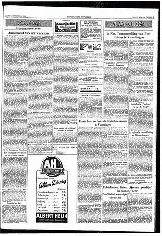 Rotterdamsch Nieuwsblad / Schiedamsche Courant / Rotterdams Dagblad / Waterweg / Algemeen Dagblad 1953-01-19