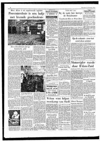Rotterdamsch Parool / De Schiedammer 1955-12-14