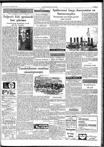 Rotterdamsch Nieuwsblad / Schiedamsche Courant / Rotterdams Dagblad / Waterweg / Algemeen Dagblad 1959-08-05