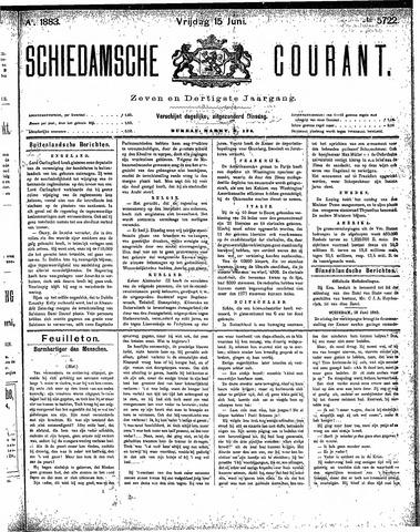 Schiedamsche Courant 1883-06-15