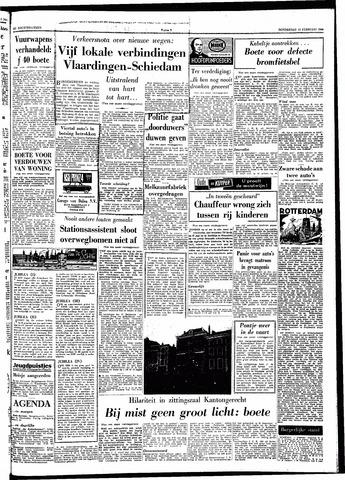 Trouw / De Rotterdammer 1964-02-13