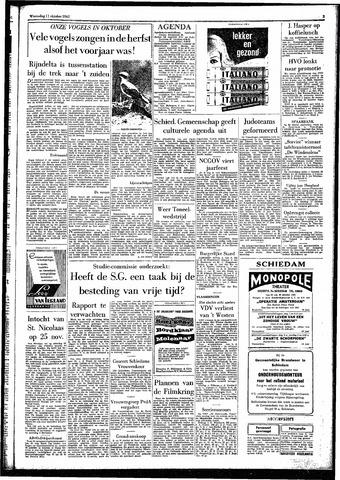 Rotterdamsch Parool / De Schiedammer 1961-10-11