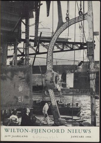 Wilton Fijenoord Nieuws 1966-01-01