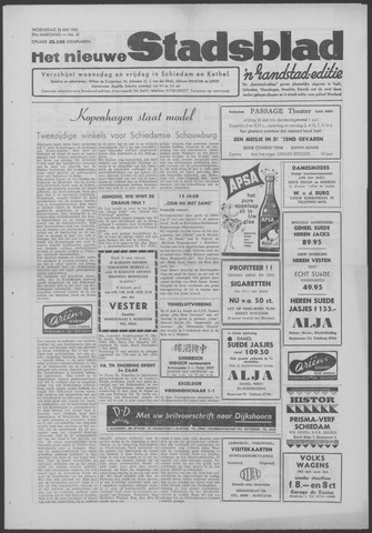 Het Nieuwe Stadsblad 1961-05-24