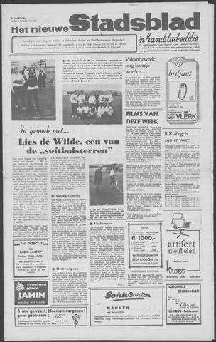 Het Nieuwe Stadsblad 1967-08-04