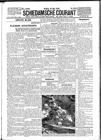 Schiedamsche Courant 1935-05-31