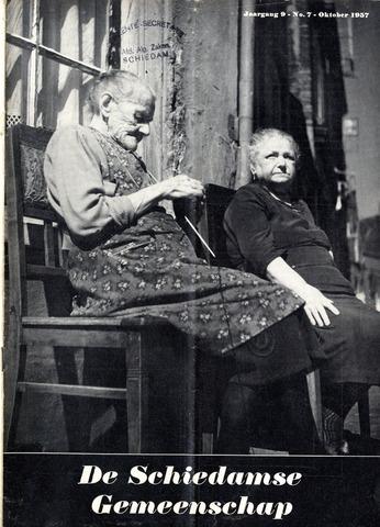 Schiedamse Gemeenschap (tijdschrift) 1957-10-01