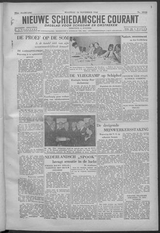 Nieuwe Schiedamsche Courant 1946-11-18