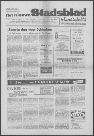 Het Nieuwe Stadsblad 1963-04-12