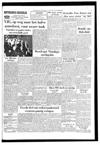 Rotterdamsch Nieuwsblad / Schiedamsche Courant / Rotterdams Dagblad / Waterweg / Algemeen Dagblad 1966-09-19