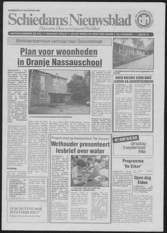 De Havenloods 1986-08-27