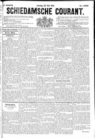 Schiedamsche Courant 1910-05-22