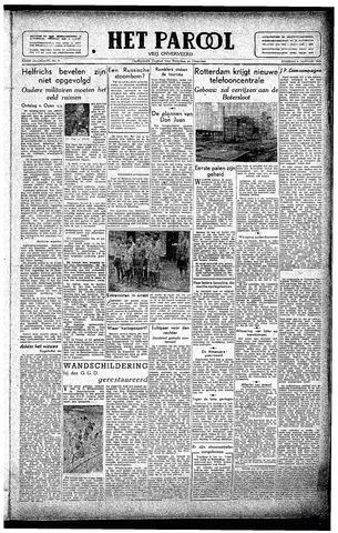 Rotterdamsch Parool / De Schiedammer 1946-01-08