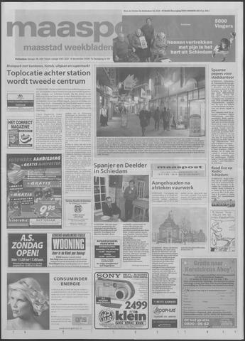 Maaspost / Maasstad / Maasstad Pers 2000-12-06