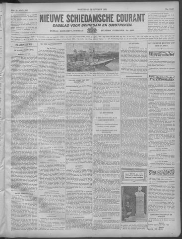 Nieuwe Schiedamsche Courant 1932-10-19