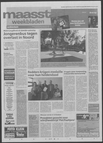 Maaspost / Maasstad / Maasstad Pers 2005-06-29