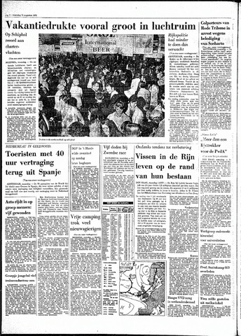 Rotterdamsch Parool / De Schiedammer 1970-08-10