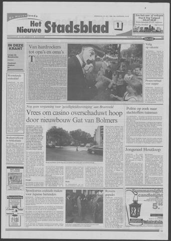 Het Nieuwe Stadsblad 1998-07-22
