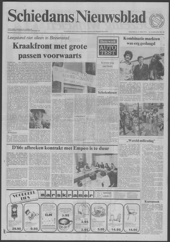 Schiedams Nieuwsblad 1978-05-31