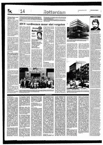 Rotterdamsch Nieuwsblad / Schiedamsche Courant / Rotterdams Dagblad / Waterweg / Algemeen Dagblad 1993-01-23