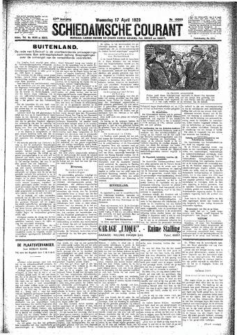 Schiedamsche Courant 1929-04-17