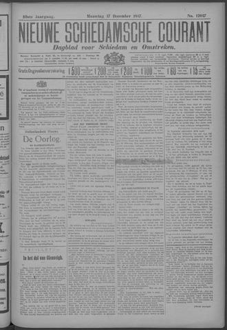 Nieuwe Schiedamsche Courant 1917-12-17