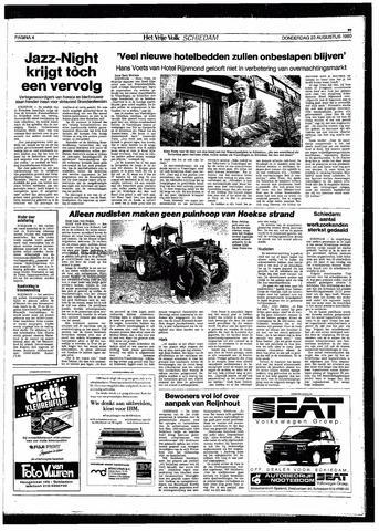 Het Vrije volk 1990-08-23