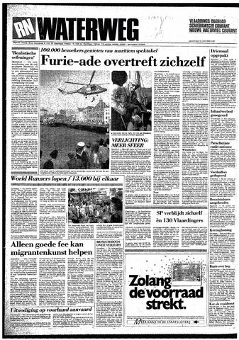 Rotterdamsch Nieuwsblad / Schiedamsche Courant / Rotterdams Dagblad / Waterweg / Algemeen Dagblad 1987-10-05