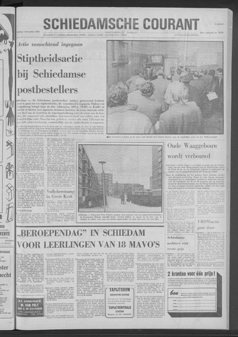 Rotterdamsch Nieuwsblad / Schiedamsche Courant / Rotterdams Dagblad / Waterweg / Algemeen Dagblad 1970-12-04