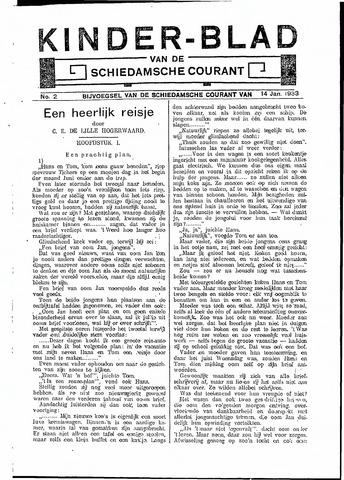 Schiedamsche Courant 1933-01-14