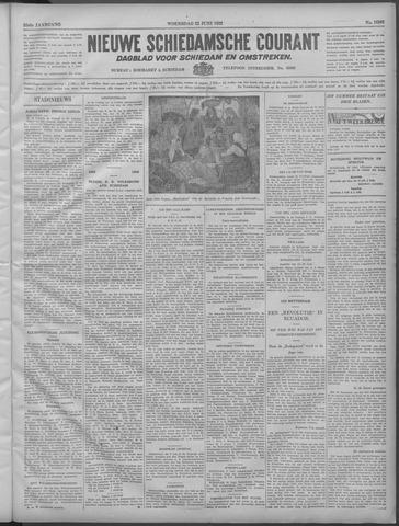 Nieuwe Schiedamsche Courant 1932-06-22