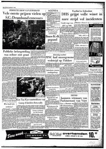 Rotterdamsch Parool / De Schiedammer 1962-09-24