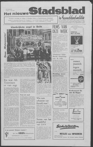 Het Nieuwe Stadsblad 1968-06-07
