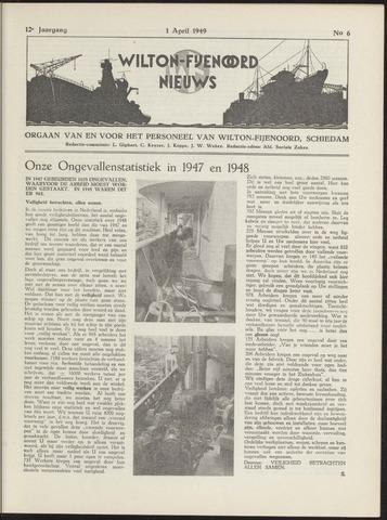 Wilton Fijenoord Nieuws 1949-04-01