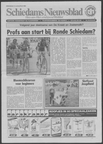 Schiedams Nieuwsblad 1983-08-10