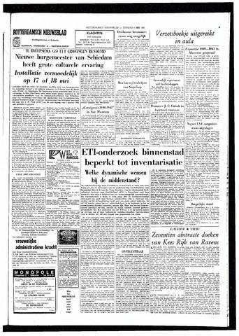 Rotterdamsch Nieuwsblad / Schiedamsche Courant / Rotterdams Dagblad / Waterweg / Algemeen Dagblad 1965-05-04