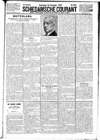 Schiedamsche Courant 1927-12-29