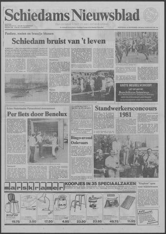 Schiedams Nieuwsblad 1981-09-16