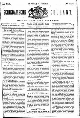 Schiedamsche Courant 1879-01-04