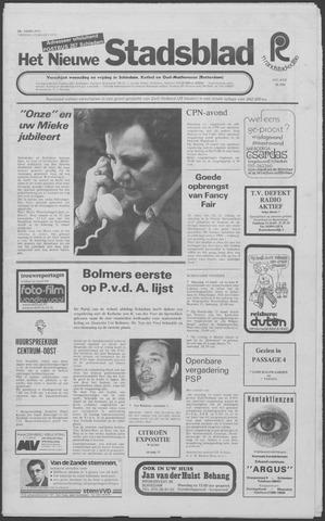 Het Nieuwe Stadsblad 1974-03-15