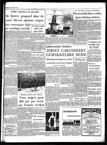 Rotterdamsch Parool / De Schiedammer 1963-03-06