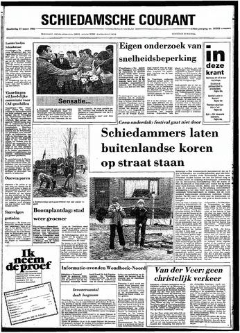 Rotterdamsch Nieuwsblad / Schiedamsche Courant / Rotterdams Dagblad / Waterweg / Algemeen Dagblad 1980-03-27