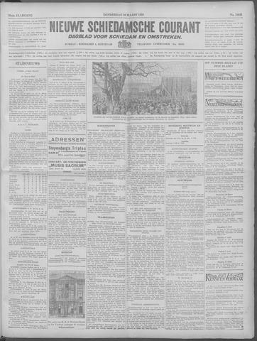 Nieuwe Schiedamsche Courant 1933-03-30