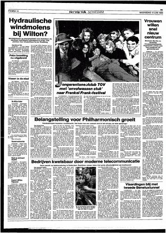 Het Vrije volk 1988-06-15
