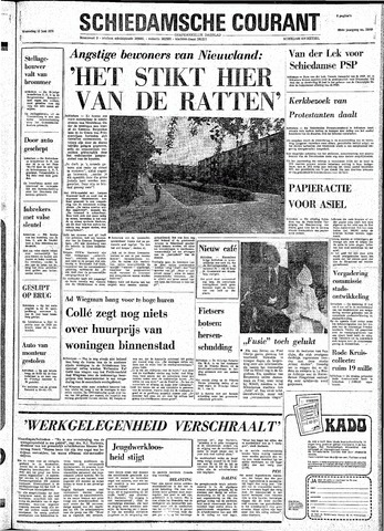 Rotterdamsch Nieuwsblad / Schiedamsche Courant / Rotterdams Dagblad / Waterweg / Algemeen Dagblad 1974-06-12